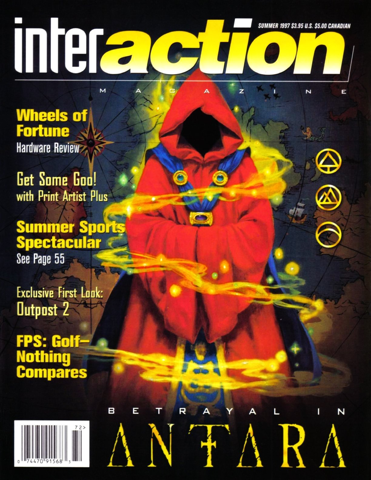 InterAction Issue 31 (Volume 10 Number 2) Summer 1997