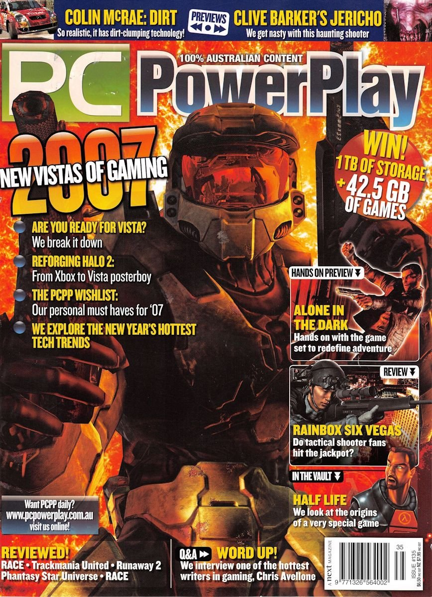 PC PowerPlay 135 (February 2007)