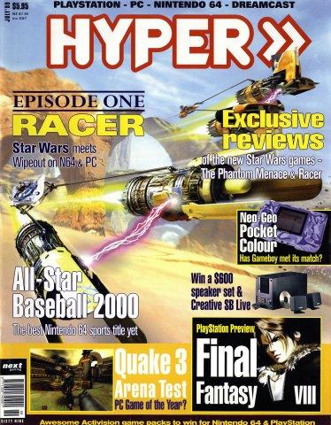 Hyper 069 (July 1999)