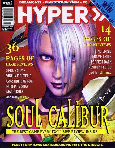 Hyper 072 (October 1999)