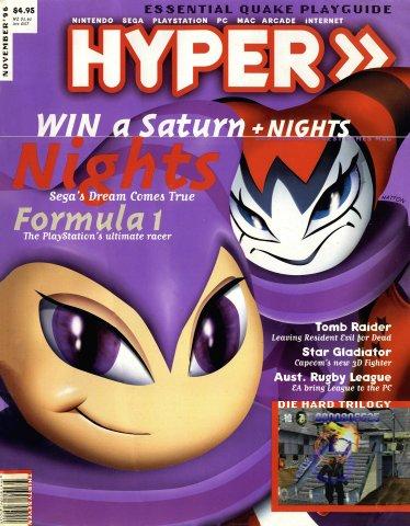 Hyper 037 (November 1996)