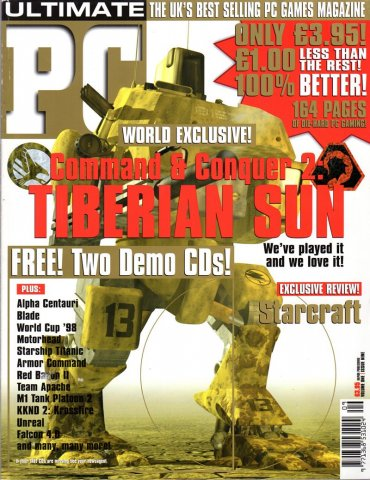 Ultimate PC Volume 1 Issue 09 (May 1998)