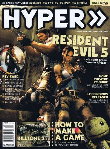 Hyper 183 (January 2009)