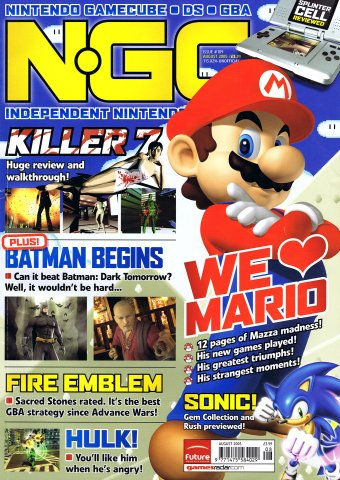 NGC Issue 109 (August 2005)