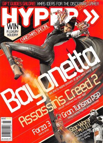 Hyper 195 (January 2010)
