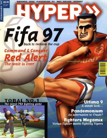 Hyper 040 (February 1997)