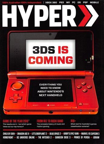 Hyper 209 (March 2011)