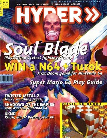 Hyper 042 (April 1997)