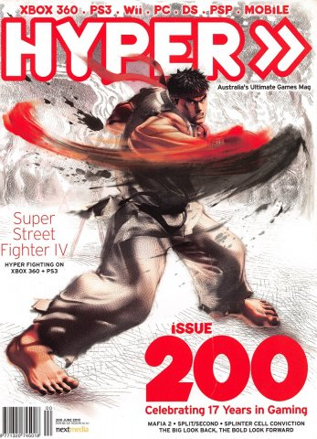 Hyper 200 (June 2010)