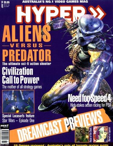 Hyper 068 (June 1999)