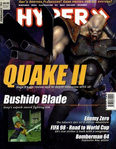 Hyper 052 (February 1998)