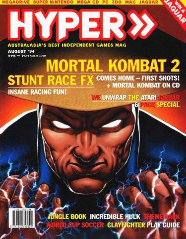 Hyper 009 (August 1994)