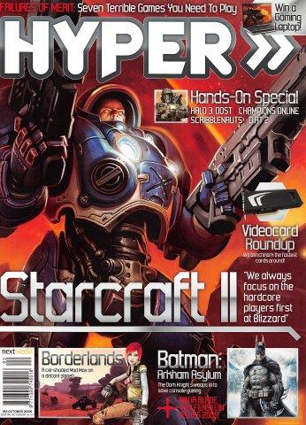Hyper 192 (October 2009)