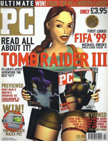 Ultimate PC Volume 2 Issue 03 (November 1998)