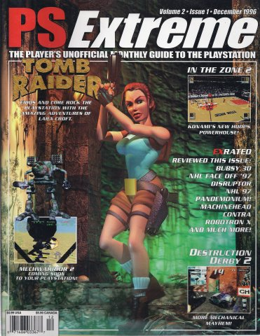 PSExtreme Issue 13 December 1996
