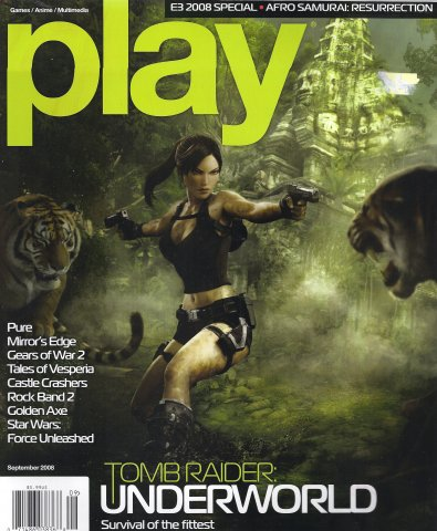 Play Issue 81 (Sep 2008)
