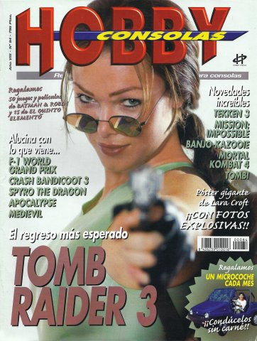 Hobby Consolas Issue 084 (September 1998)