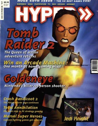 Hyper 050 (December 1997)