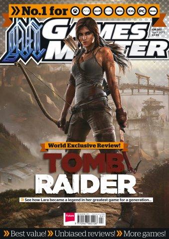 GamesMaster Issue 262 (April 2013)