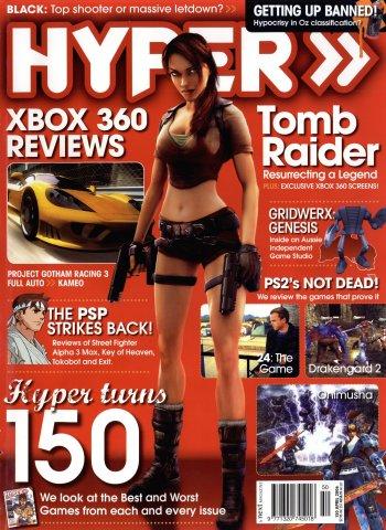 Hyper 150 (April 2006)