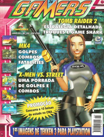 Gamers Issue 26  (1997)