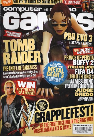 Computer & Video Games Issue 262