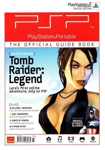 PSP: The Official Guidebook