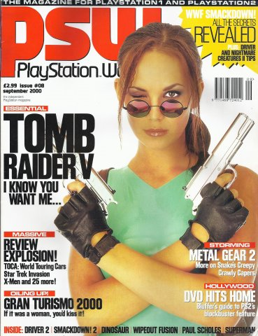 PSW Issue 8 (September 2000)