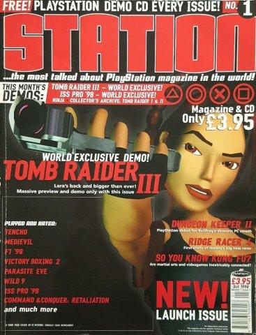 Station Gamer