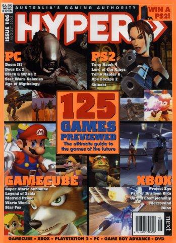 Hyper 106 (August 2002)