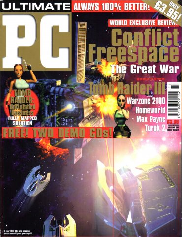 Ultimate PC Volume 1 Issue 11 (July 1998)