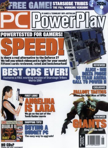 PC PowerPlay 058 (March 2001)