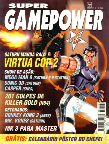 SuperGamePower Issue 035 (February 1997)
