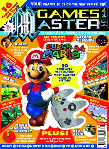 GamesMaster Issue 046 (September 1996)