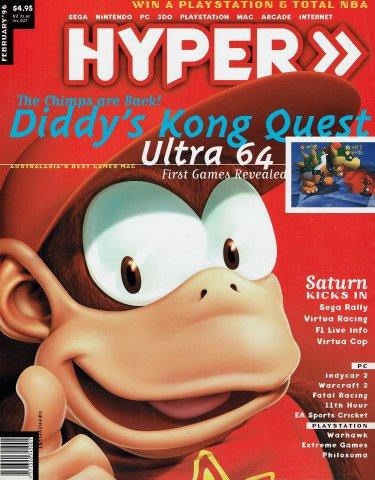 Hyper 028 (February 1996)