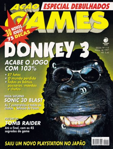 Acao Games Issue 113 (March 1997)