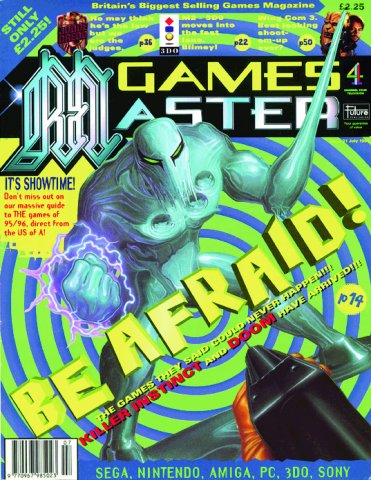 GamesMaster Issue 031 (July 1995)