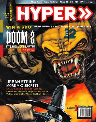 Hyper 012 (November 1994)
