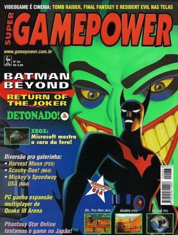 SuperGamePower Issue 083 (February 2001)