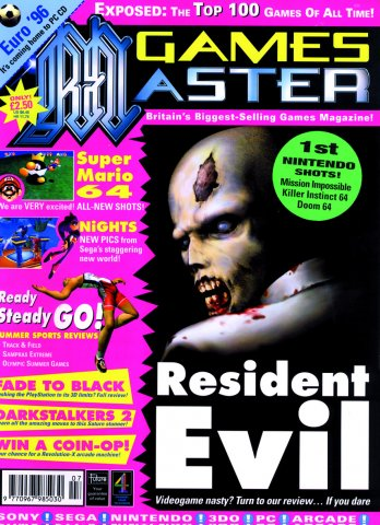 GamesMaster Issue 044 (July 1996)