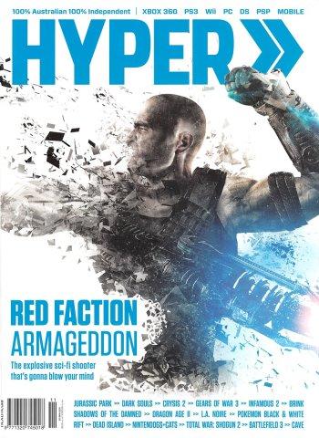 Hyper 211 (May 2011)