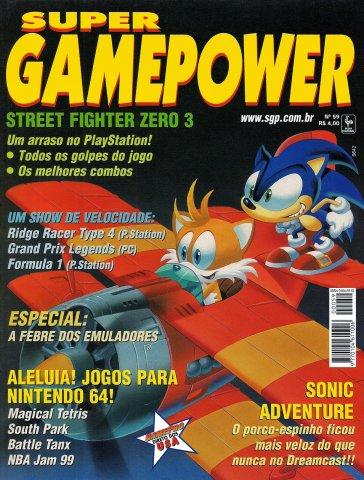 SuperGamePower Issue 059 (February 1999)