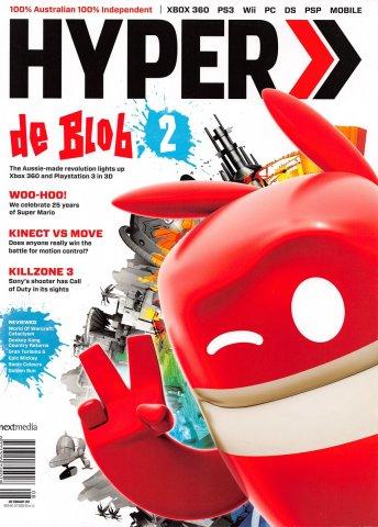 Hyper 208 (February 2011)