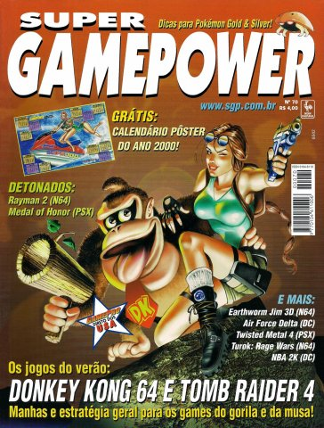 SuperGamePower Issue 070 (January 2000)