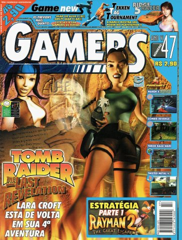 Gamers Issue 47 (1999)