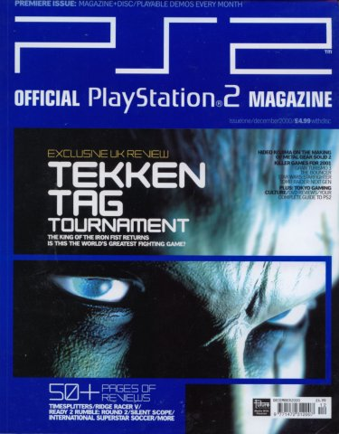 Official Playstation 2 Magazine UK 01 (December 2000)