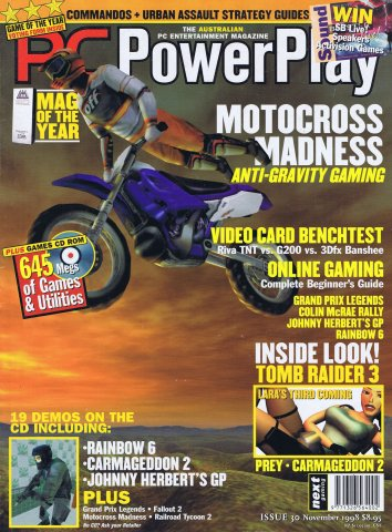 PC PowerPlay 030 (November 1998)