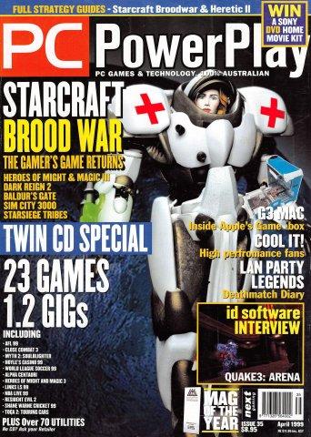 PC PowerPlay 035 (April 1999)