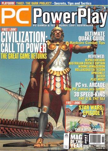 PC PowerPlay 036 (May 1999)