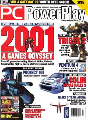 PC PowerPlay 057 (February 2001)